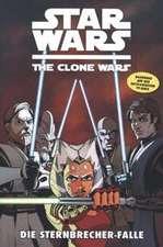 Star Wars: The Clone Wars (zur TV-Serie) 10 - Die Sternbrecher-Falle