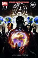 New Avengers 01 - Marvel Now! - Geheime Herrscher