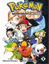 Pokémon: Schwarz und Weiß 01