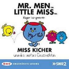 Mr. Men und Little Miss - Teil 2: Miss Kicher und drei weitere Geschichten