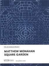 Matthew Monahan:  Square Garden