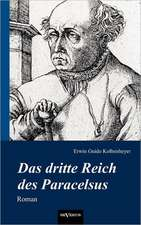 Das Dritte Reich Des Paracelsus:  Prinzipien Und Arten Des Musikalischen Stils