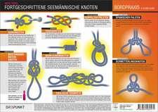 Fortgeschrittene seemännische Knoten