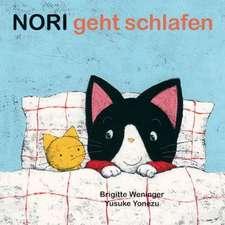 Nori geht schlafen
