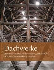 Dachwerke  über den welfischen Residenzbauten der Barockzeit im Kontext des höfischen Bauwesens
