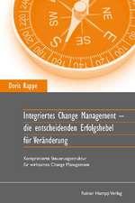 Integriertes Change Management
