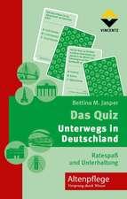 Das Quiz - Unterwegs in Deutschland