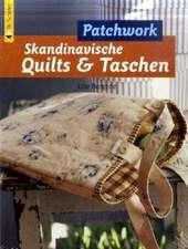 Skandinavische Qilts und Taschen