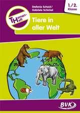 Themenheft Tiere in aller Welt 1./2. Klasse
