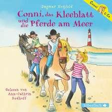 Conni & Co 11: Conni, das Kleeblatt und die Pferde am Meer