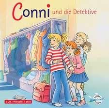 Meine Freundin Conni. Conni und die Detektive: 5-8 ani