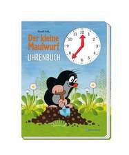 Der kleine Maulwurf Uhrenbuch