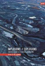 Implosions/Explosions:  Towards a Study of Planetary Urbanization