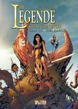 Die Legende der Drachenritter 14.  Anfang