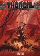 Thorgal - Die Welten von Thorgal. Lupine 02. Die abgeschnittene Hand des Gottes Tyr