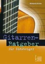 Gitarrenratgeber für Einsteiger