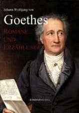 Goethes Romane und Erzählungen I