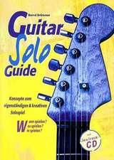 Guitar Solo Guide