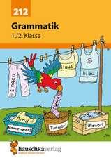 Grammatik Deutsch 1./2. Klasse