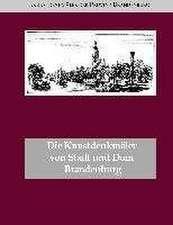 Die Kunstdenkmäler von Stadt und Dom Brandenburg