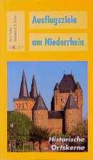Historische Ortskerne zwischen Emmerich und Zons