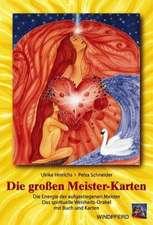 Die großen Meister-Karten. Inkl. 22 Karten