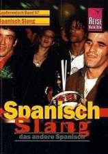 Kauderwelsch Sprachführer Spanisch Slang - das andere Spanisch