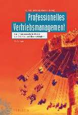 Professionelles Vertriebsmanagement: Der prozessorientierte Ansatz aus Anbieter– und Beschaffersicht