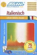 assimil selbstlernkurs fur deutsche italienisch ohne muhe heute multimedia pc lehrbuch cd rom