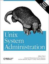 UNIX System Administration