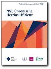 Nationale VersorgungsLeitlinie Chronische Herzinsuffizienz