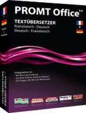 PROMT Office 9.0 Französisch-Deutsch, Deutsch-Französisch