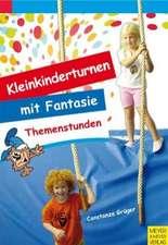 Kleinkinderturnen mit Fantasie