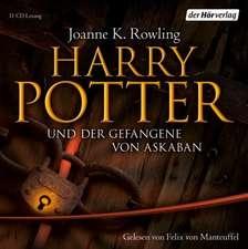 Harry Potter 3 und der Gefangene von Askaban. Ausgabe für Erwachsene