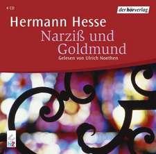 Narziß und Goldmund. 4 CDs