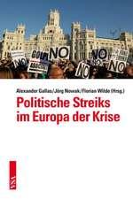 Politische Streiks im Europa der Krise