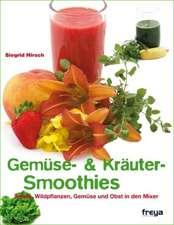 Die besten Gemüse- und Kräuter-Smoothies