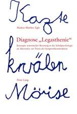 Diagnose -Legasthenie-