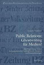 Public Relations:  Eine Linguistische Analyse Der Journalistischen Leistung Bei Der Adaption Von Pressemitteilungen