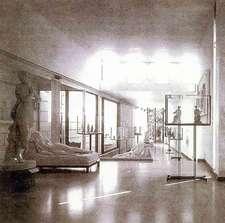 Carlo Scarpa. Museo Canoviano, Possagno