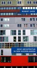 Neue Architektur in den Niederlanden