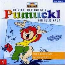 Meister Eder 01 und sein Pumuckl. Spuk in der Werkstatt. Das verkaufte Bett. CD