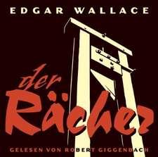 Der Rächer. 3 CDs