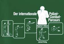 Der internationale Polizei-Combat-Parcours