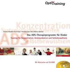 OptiMind Training- Das ADS-Therapieprogramm für Kinder