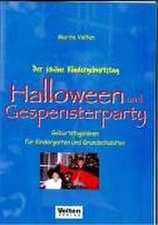 Der schöne Kindergeburtstag - Halloween und Gespensterparty