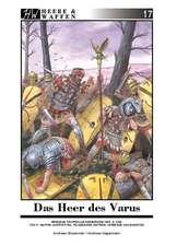 Das Heer des Varus