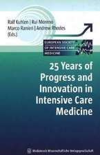 25 Years of Progress & Innovation in Intensive Care Medicine
