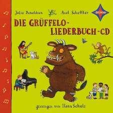 Der Grüffelo. Die Grüffelo-Liederbuch-CD
