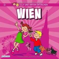 Lilly & Anton entdecken Wien